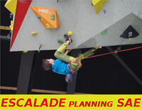 ESCALADE - PLANNING SAE